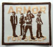 Armor For Sleep - 'Group' Embroidered Patch
